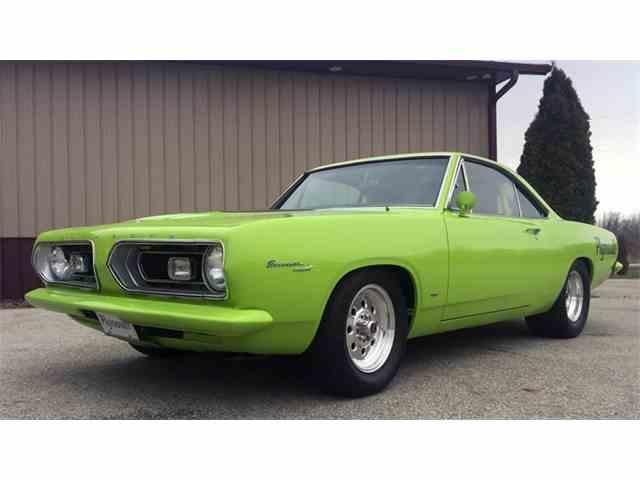 1967 Plymouth Barracuda | 974836