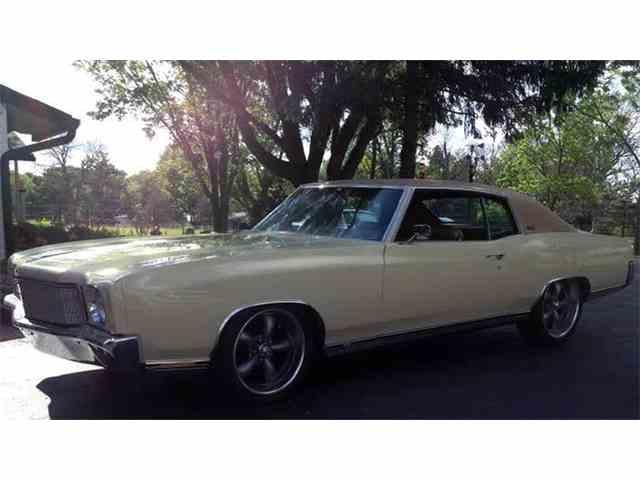 1970 Chevrolet Monte Carlo SS | 974837