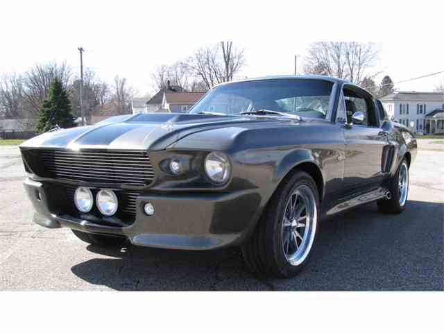 1967 Ford Mustang | 974845