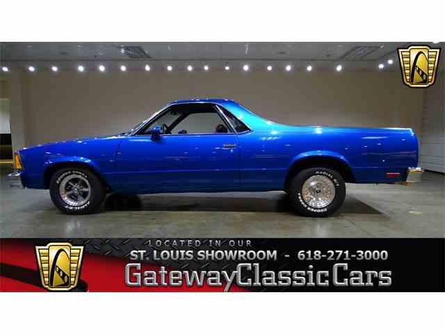 1981 Chevrolet El Camino | 974847