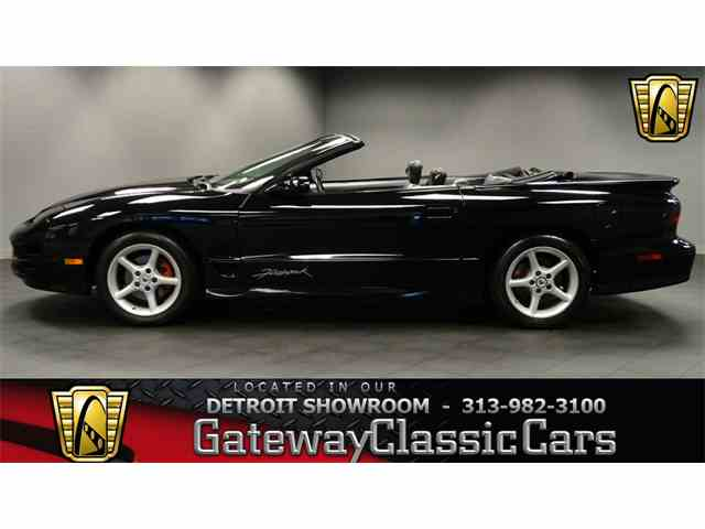 2000 Pontiac Firebird Trans Am | 974865