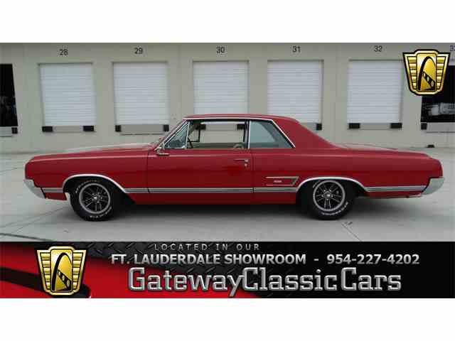 1965 Oldsmobile Cutlass