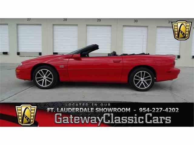 2002 Chevrolet Camaro | 974867