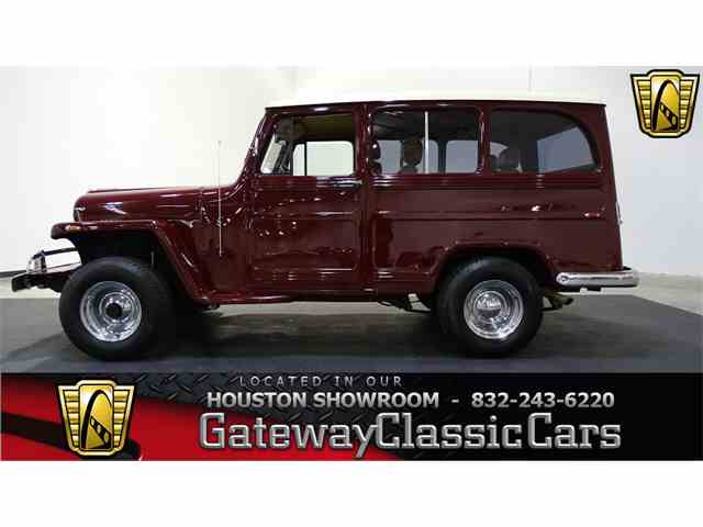 1962 Willys Jeep | 974870
