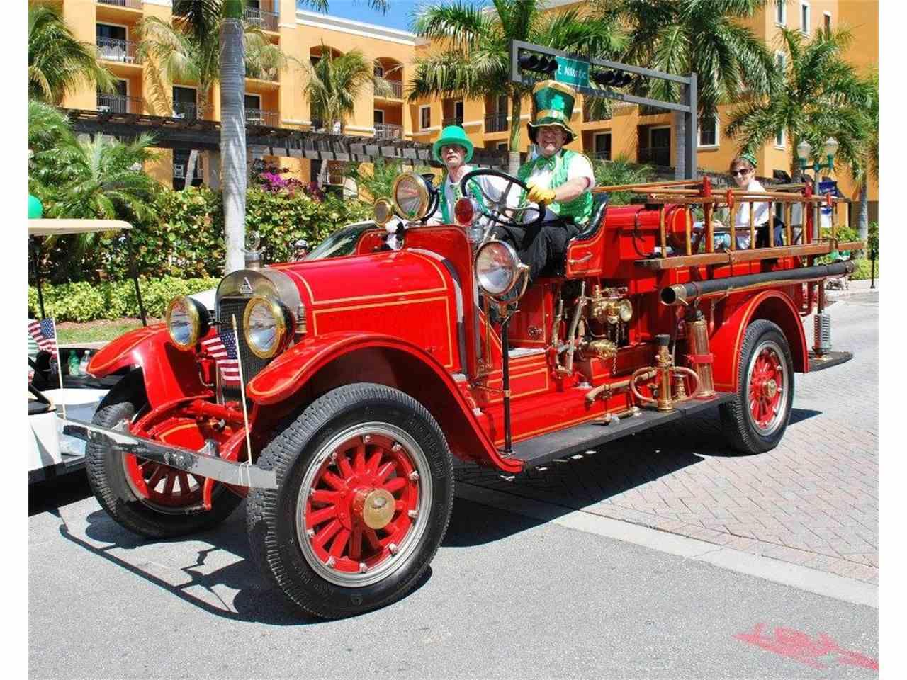 1925 Stutz Model K Firetruck For Sale Classiccars Com