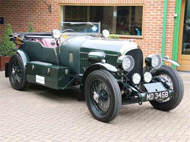 1924 Bentley 3 Litre Speed Model | 974894