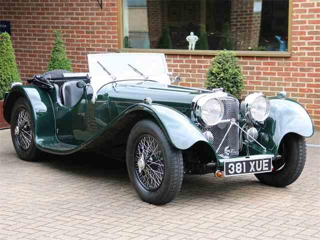 1937 Jaguar SS100 3.5 Litre | 974896