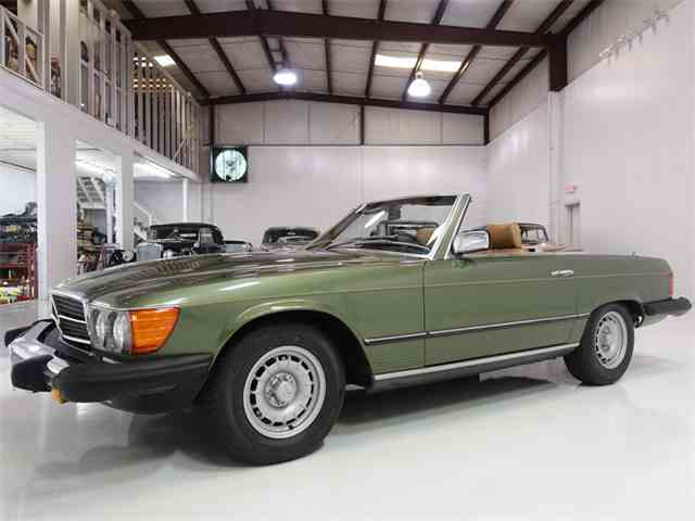 1983 Mercedes-Benz 380SL | 970490