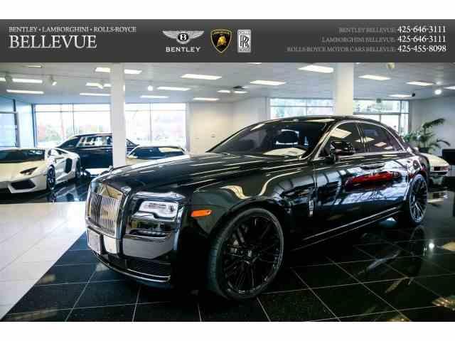 2017 Rolls-Royce Silver Ghost | 974902