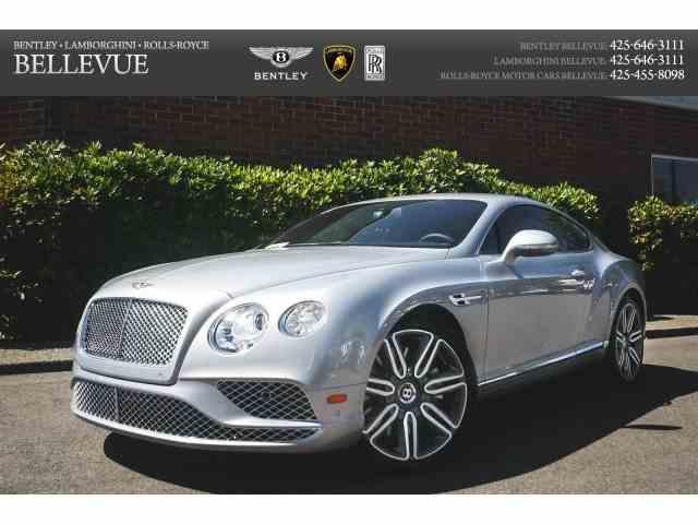 2016 Bentley Continental | 974903