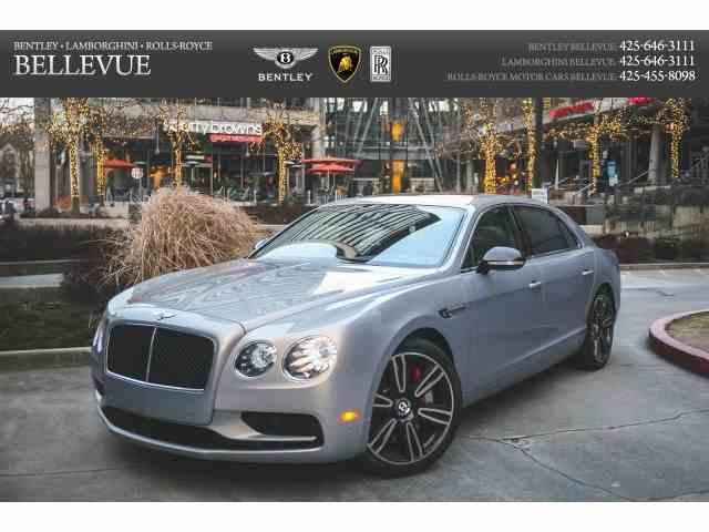2017 Bentley Flying Spur | 974904