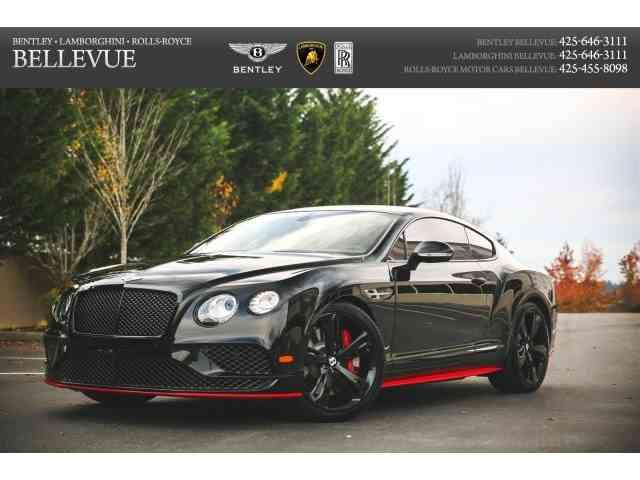2017 Bentley Continental | 974905