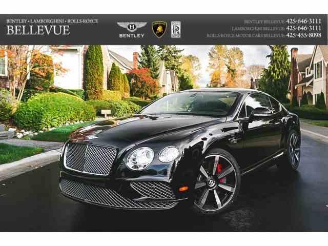 2017 Bentley Continental | 974906
