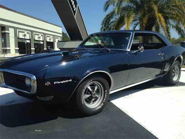 1968 Pontiac Firebird | 970491