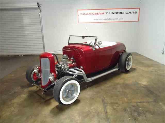 1932 Ford Roadster Model 18 | 974918