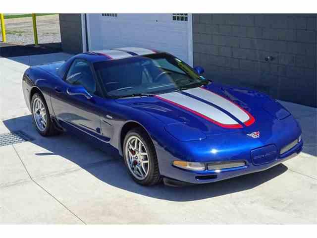 2004 Chevrolet Corvette | 974923