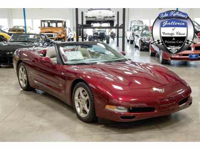 2003 Chevrolet Corvette | 974924