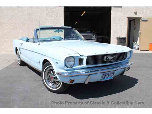 1966 Ford Mustang | 974927