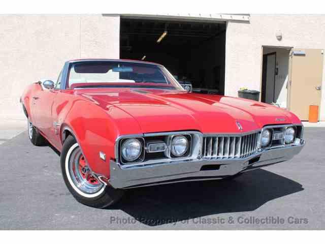 1968 Oldsmobile Cutlass   974928