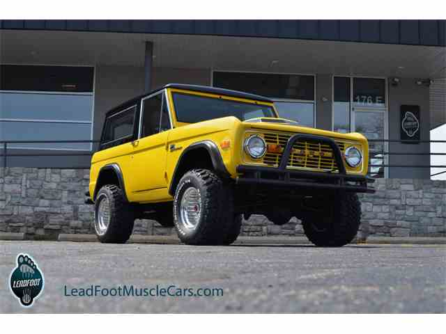 1977 Ford Bronco | 974929