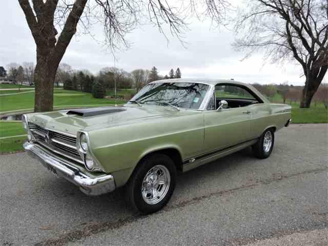 1966 Ford Fairlane 500 | 974935
