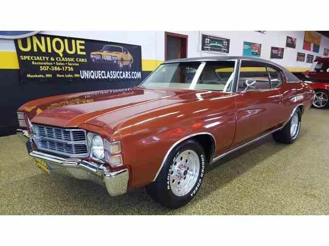 1971 Chevrolet Chevelle | 974942