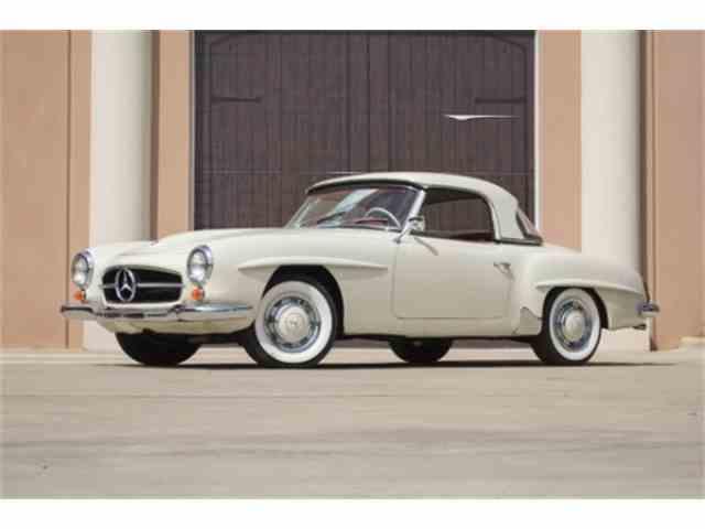 1961 Mercedes-Benz 190SL | 974946