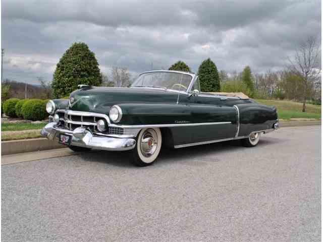 1951 Cadillac Series 62 | 970495