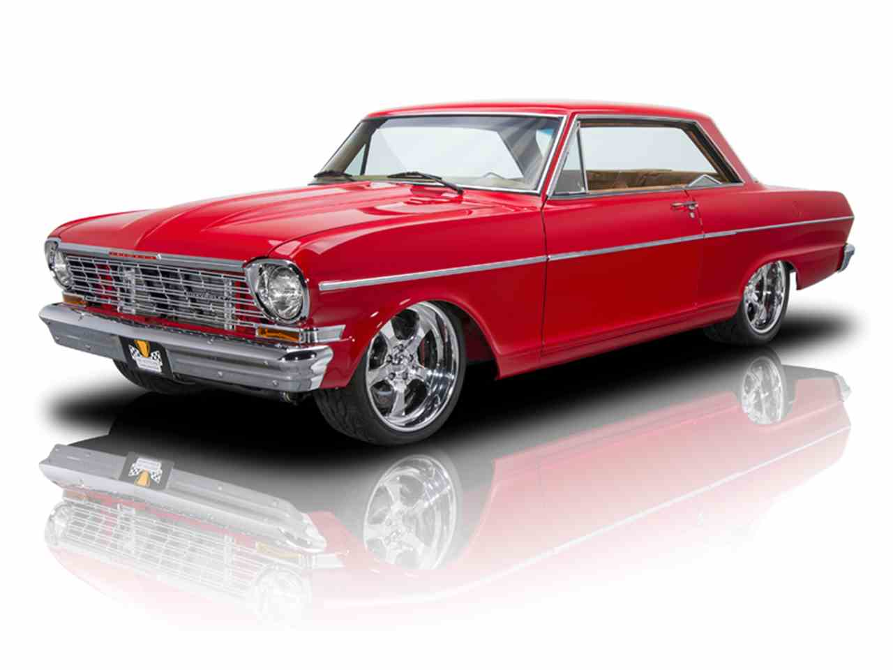 All Chevy 1964 chevy ii : 1964 Chevrolet Nova for Sale on ClassicCars.com