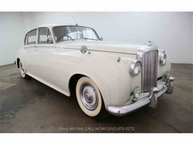 1959 Bentley S1 Long Wheel Base