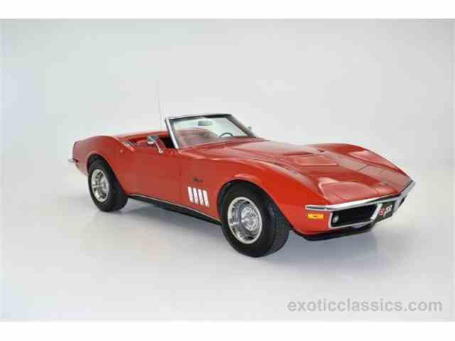 1969 Chevrolet Corvette | 974962
