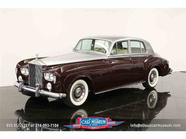 1965 Rolls Royce Silver Cloud III Saloon