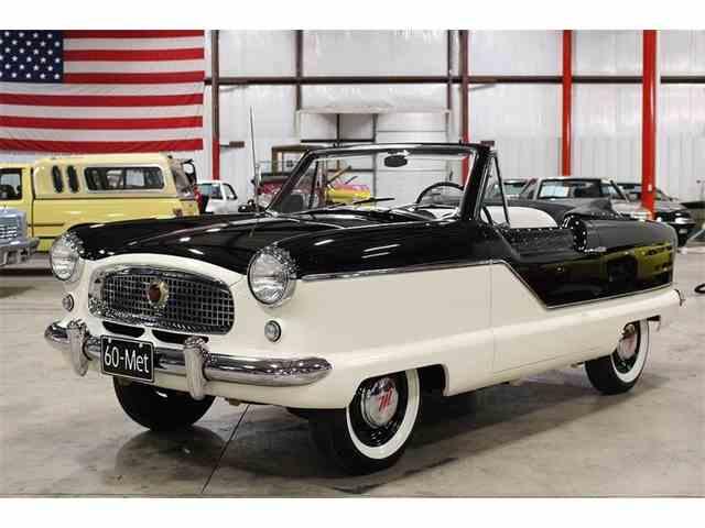 1960 Nash Metropolitan | 974967