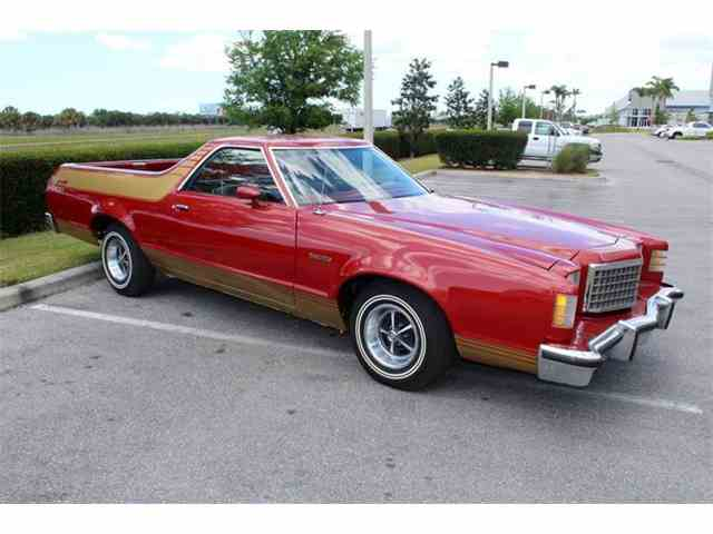 1979 Ford Ranchero | 974971