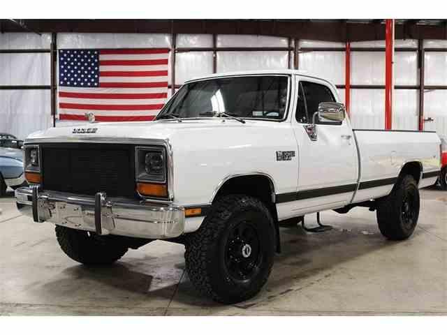 1990 Dodge RAM W250 LE | 974972