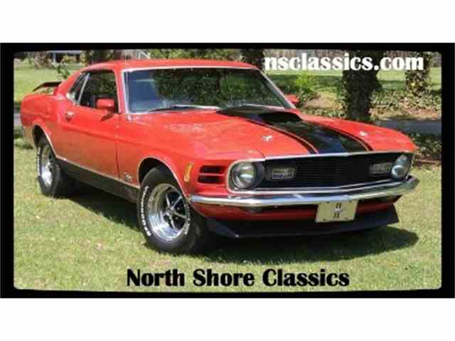 1970 Ford Mustang | 974976