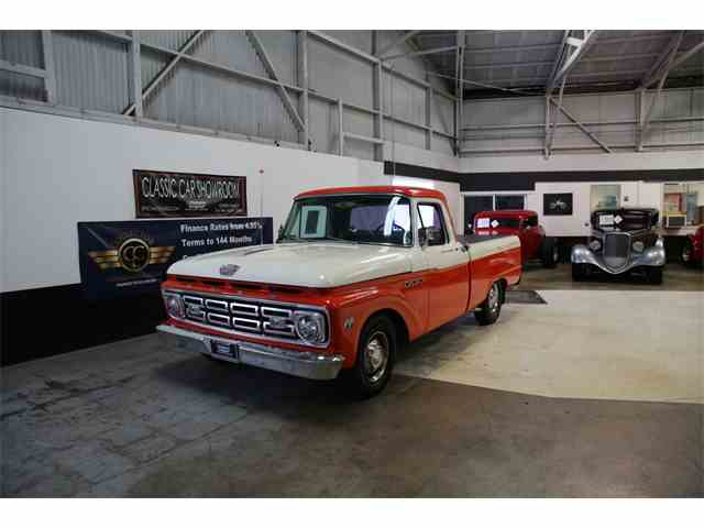1966 Ford F100 | 974980
