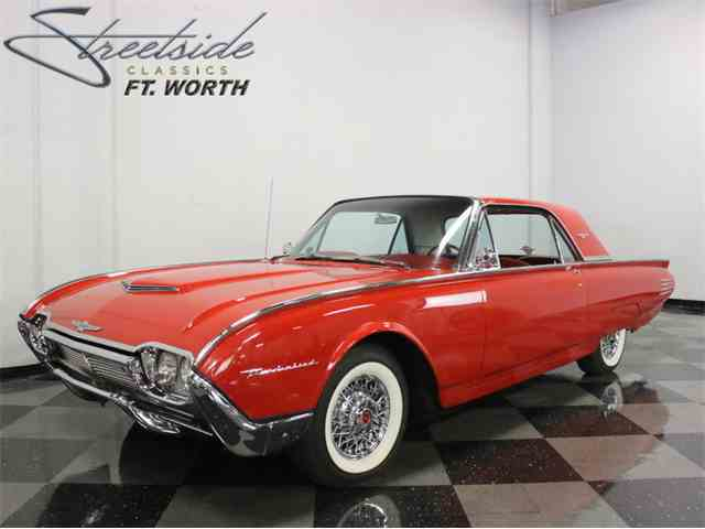 1961 Ford Thunderbird | 974985