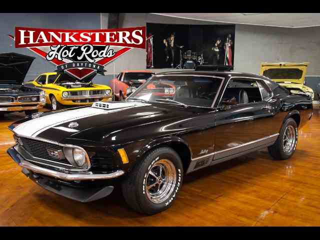 1970 Ford Mustang | 974995
