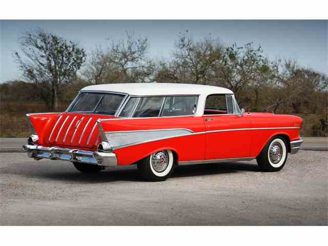 1957 Chevrolet Bel Air Nomad | 970005