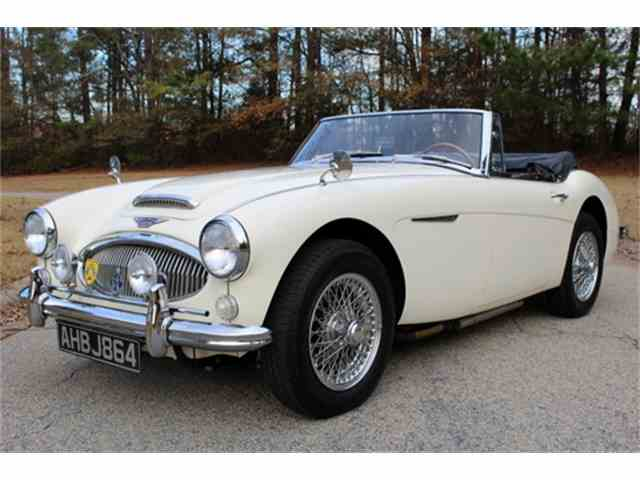 1964 Austin-Healey 3000 Mark III BJ8 | 970500