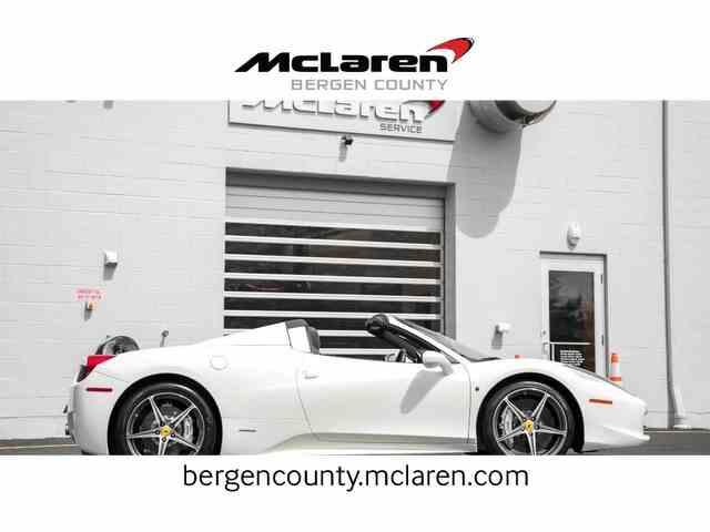 2014 Ferrari 458 | 975000
