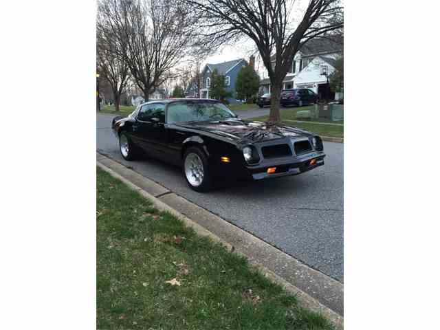 1976 Pontiac Firebird Trans Am | 975004