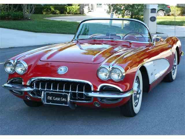 1960 Chevrolet Corvette | 975006