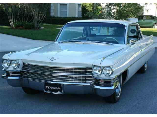 1963 Cadillac Series 62 | 975008