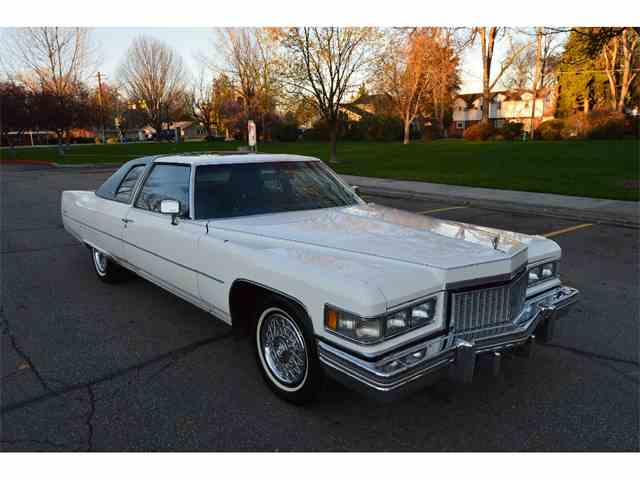 1975 Cadillac Coupe DeVille | 975010
