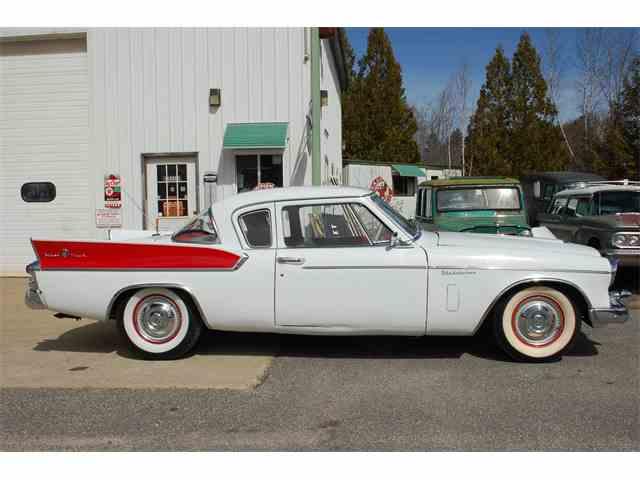 1957 Studebaker Silver Hawk | 975015