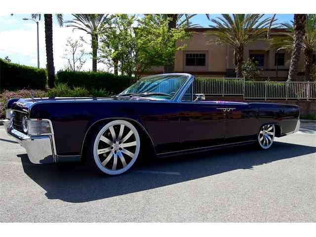 1965 Lincoln Continental | 970502