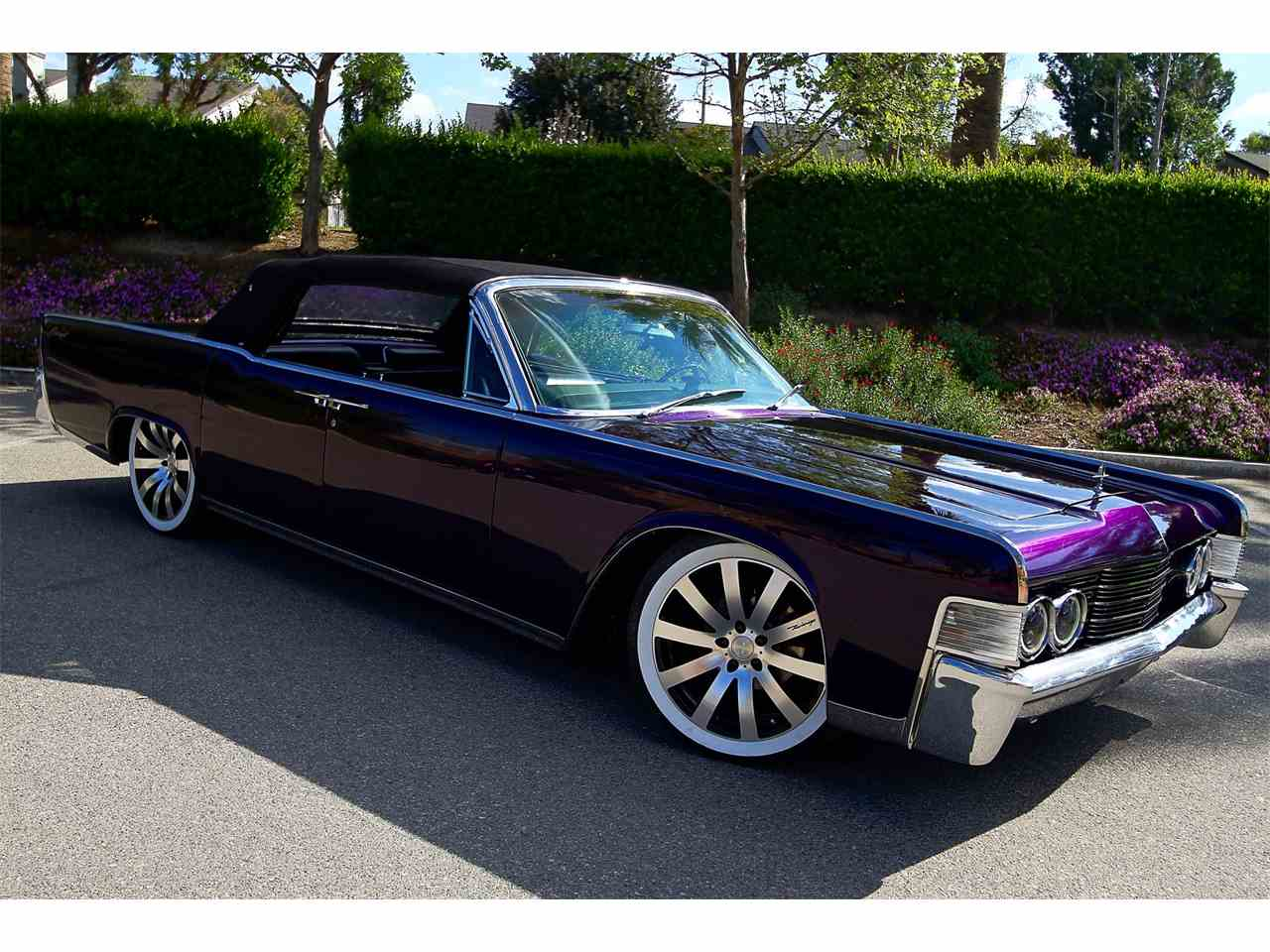 Custom 1965 Lincoln Continental Www Pixshark Com