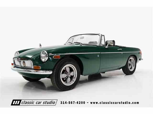 1970 MG MGB | 975021
